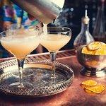 Marmalade cocktail