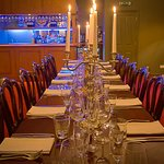 Private Dinning room at Fox & Hounds, Chichester