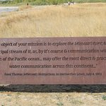 Quote from the expedition, at the Headwaters