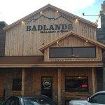 Badlands saloon