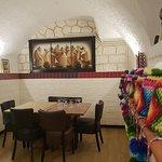 Restaurant Huacas Peru Foto