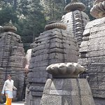 Another View of Jageshwar Temple
