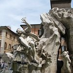 Photo of Fontana dei Quattro Fiumi