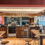 Bar en restaurant The Brand in Veldhoven is juli 2017 geopend. The Brand onderscheidt zich met e