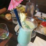 Cocktail Lagoa Azul