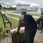 Rolling barrels