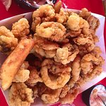 Last fried clams of the season 9/30/2018. Best anywhere.