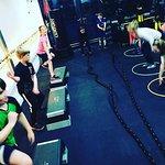 Kids circuit training