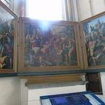 Vault painting by Thomas Vincidor de Bologna (1533)