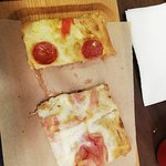Photo de Pizza E Mozzarella