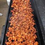 Niko's Smoked Chicken Wings