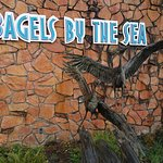 Foto de Bagels By The Sea