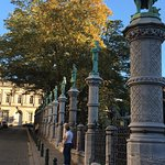 Jardin du Petit Sablon照片