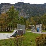 Foto de Obertraun Bathing Area/Lakeside Recreation Area