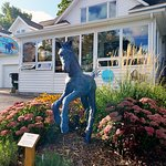 The Blue Horse Cafe