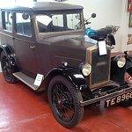 Morris Minor 1929 - 847cc