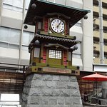 Zdjęcie Bocchan Wind up Clock