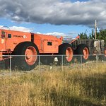 Foto de Yukon Transportation Museum