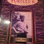 Foto de Adolfo's Italian Restaurant