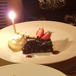 The chocolate brownie, a must have sweet treat