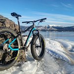 Never cycled on a lake? You could this winter.