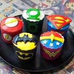 Photo de DC Comics Super Heroes Cafe