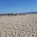 Praia de Monte Gordo Foto
