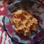 Ginger/garlic and chilli paste