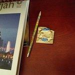 Crystal Plaza Hotel Sharjah Foto