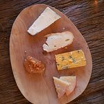 AND THEN THE CHEESES
