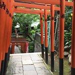 ภาพถ่ายของ Hanazono Inari Shrine