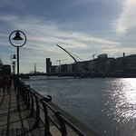 Samuel Beckett Bridge Photo
