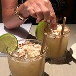 Coconut Chilli Martinis - soooo good