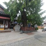 전주 한옥 마을의 사진