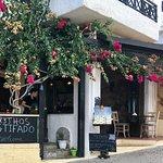 Mythos Restaurant open early