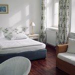 Doppelzimmer mit Queensize Bett