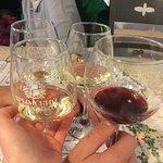 Fotografia de Tvoya Veranda. Fish and Wine