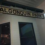 Foto de Algonquin Visitor Centre