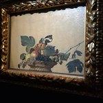 Caravaggio e la sua caducità della vita