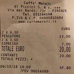 Foto de Caffe Maioli