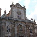 Facciata Chiesa di Santa Maria del Carmine