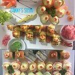 Danny's Sushi @ Nina's