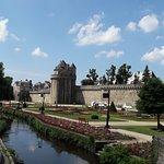 Foto van Jardin des Remparts