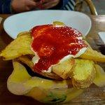 Patatas bravas estilo Telefèric