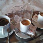 Cafes.