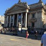 Foto La Bourse de Bruxelles