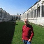 Photo of Walking in Pisa