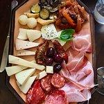 Antipasto Sharing Platter €18