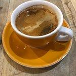Love Walk Cafe: the perfect double espresso!