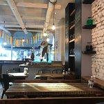 Love Walk Cafe: a bright, spacious cafe!